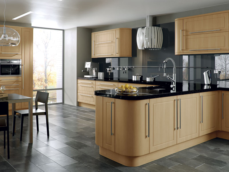 replacement kitchen doors canadian maple