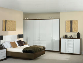 Venice Bedroom in HG White