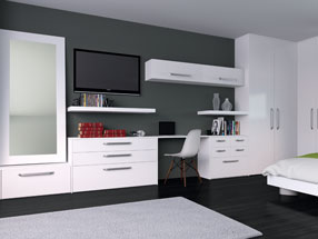 Venice Bedroom in Porcelain White