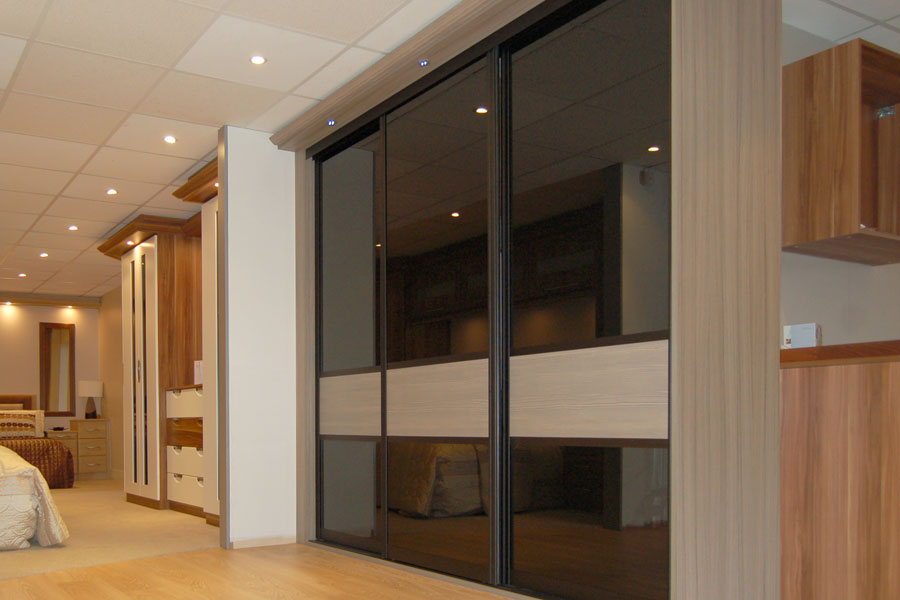 Made to Measure Sliding Wardrobe Doors - DIY Homefit Ltd