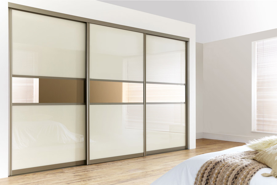 made to measure sliding wardrobe doors diy homefit ltd. Black Bedroom Furniture Sets. Home Design Ideas