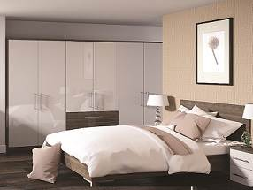 Acrylic Ultragloss Bedroom in Acrylic Cashmere