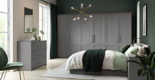 replacement hinged bedroom wardrobe doors