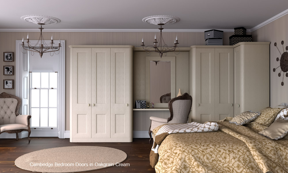 cambridge replacement bedroom wardrobe door custom made. Black Bedroom Furniture Sets. Home Design Ideas