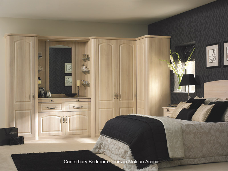 canterbury replacement bedroom wardrobe door custom made. Black Bedroom Furniture Sets. Home Design Ideas