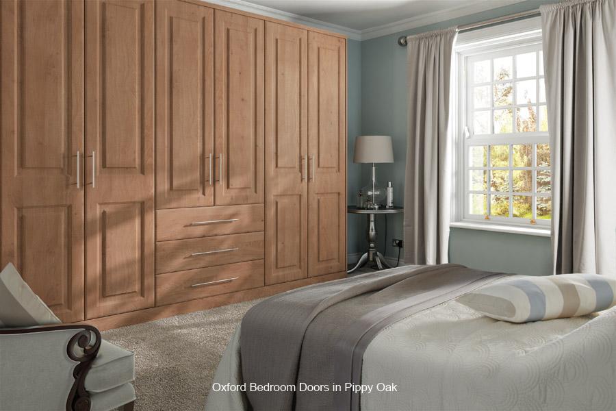 Oxford Replacement Bedroom Wardrobe Door Custom Made