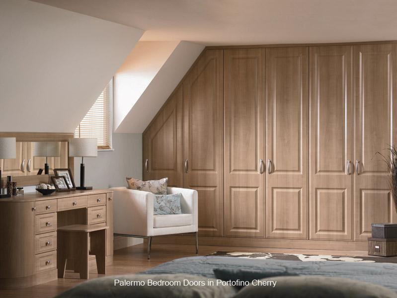 Palermo Replacement Bedroom Wardrobe Door Custom Made
