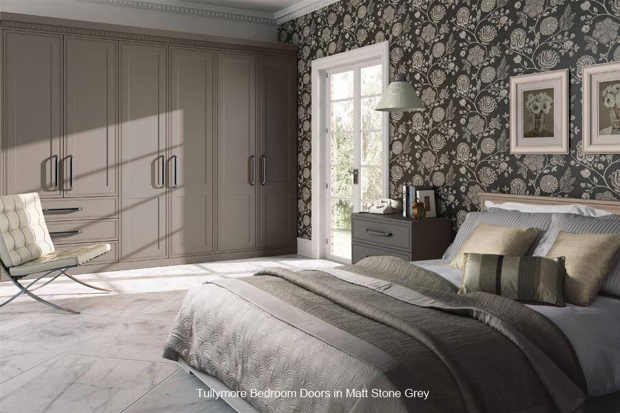 Tullymore Replacement Bedroom Wardrobe Door Custom Made