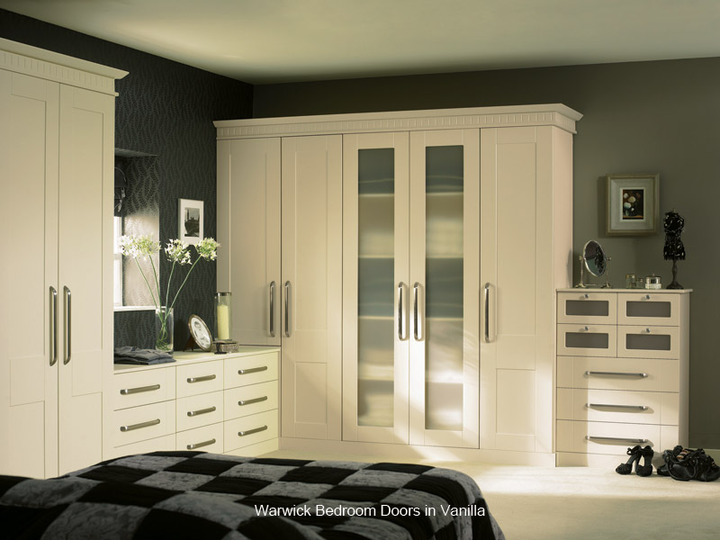 warwick replacement bedroom wardrobe door custom made. Black Bedroom Furniture Sets. Home Design Ideas