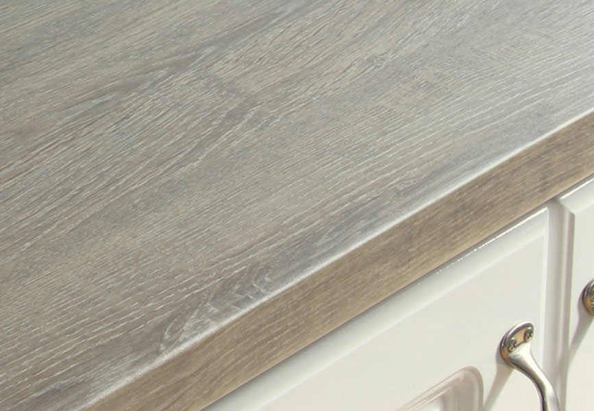 Delano Oak Laminated Worktop By Artis