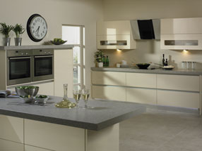 Venice Kitchen in HG Cream