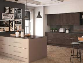 Pisa Kitchen in Burnt Oak and Matt Cashmere