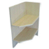 Shelf End Unit - Base
