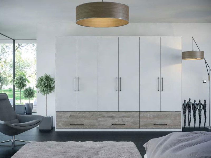 Driftwood Light Grey Bedroom Door Custom Made Bedroom