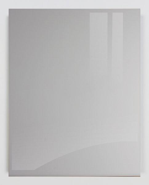 Acrylic Ultragloss Light Grey Kitchen Door Custom Made Kitchens